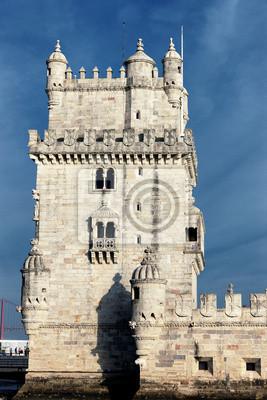 Постер Лиссабон Знаменитая Башня Белен в вечерЛиссабон<br>Постер на холсте или бумаге. Любого нужного вам размера. В раме или без. Подвес в комплекте. Трехслойная надежная упаковка. Доставим в любую точку России. Вам осталось только повесить картину на стену!<br>