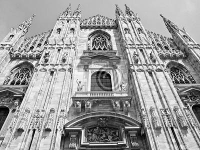 Постер Милан Duomo, МиланМилан<br>Постер на холсте или бумаге. Любого нужного вам размера. В раме или без. Подвес в комплекте. Трехслойная надежная упаковка. Доставим в любую точку России. Вам осталось только повесить картину на стену!<br>