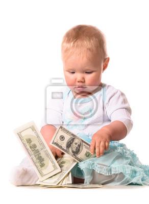 Постер Ребенок будет считать деньгиДети<br>Постер на холсте или бумаге. Любого нужного вам размера. В раме или без. Подвес в комплекте. Трехслойная надежная упаковка. Доставим в любую точку России. Вам осталось только повесить картину на стену!<br>