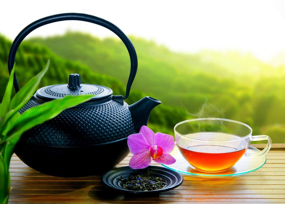 Постер Чай