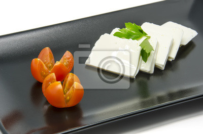 Постер Еда и напитки Свежий сыр с помидорами Черри, 30x20 см, на бумагеОвощи<br>Постер на холсте или бумаге. Любого нужного вам размера. В раме или без. Подвес в комплекте. Трехслойная надежная упаковка. Доставим в любую точку России. Вам осталось только повесить картину на стену!<br>