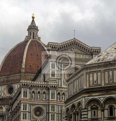 Постер Флоренция Duomo di FirenzeФлоренция<br>Постер на холсте или бумаге. Любого нужного вам размера. В раме или без. Подвес в комплекте. Трехслойная надежная упаковка. Доставим в любую точку России. Вам осталось только повесить картину на стену!<br>
