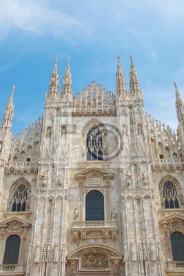 Duomo, Милан, 20x30 см, на бумагеМилан<br>Постер на холсте или бумаге. Любого нужного вам размера. В раме или без. Подвес в комплекте. Трехслойная надежная упаковка. Доставим в любую точку России. Вам осталось только повесить картину на стену!<br>