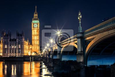 Постер Англия Часовая Башня Биг Бен и здания парламента в Вестминстере,Англия<br>Постер на холсте или бумаге. Любого нужного вам размера. В раме или без. Подвес в комплекте. Трехслойная надежная упаковка. Доставим в любую точку России. Вам осталось только повесить картину на стену!<br>