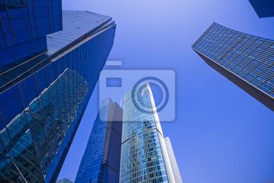 Постер Шанхай Небоскребов в Шанхае, КитайШанхай<br>Постер на холсте или бумаге. Любого нужного вам размера. В раме или без. Подвес в комплекте. Трехслойная надежная упаковка. Доставим в любую точку России. Вам осталось только повесить картину на стену!<br>