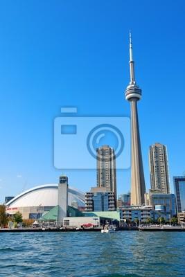 Постер Торонто Торонто архитектурыТоронто<br>Постер на холсте или бумаге. Любого нужного вам размера. В раме или без. Подвес в комплекте. Трехслойная надежная упаковка. Доставим в любую точку России. Вам осталось только повесить картину на стену!<br>