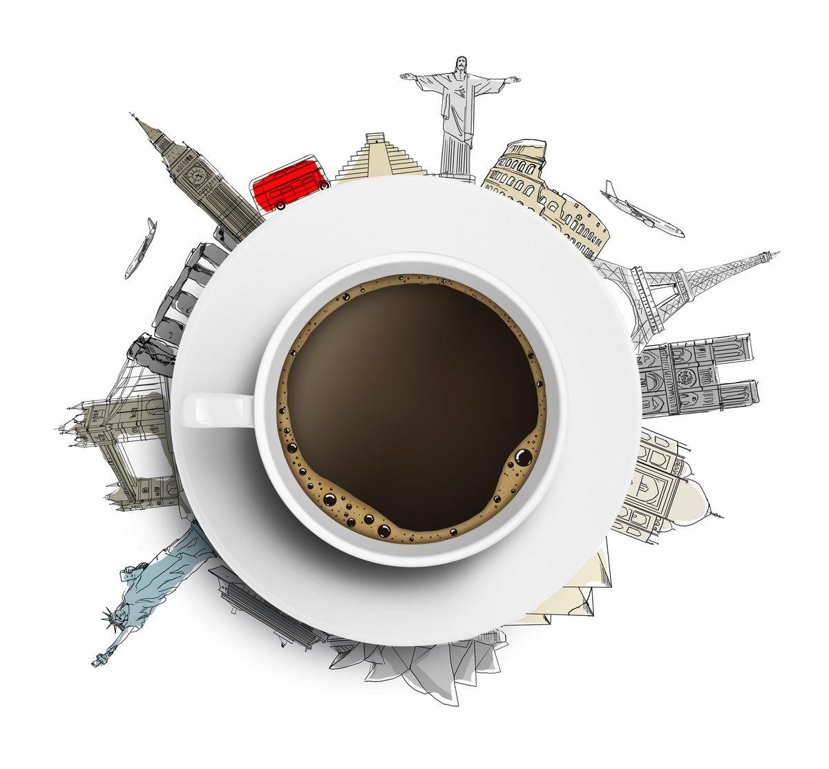Постер Кофе