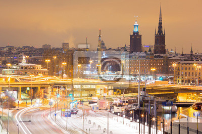 Постер Города и карты Стокгольм Вечер, 30x20 см, на бумагеСтокгольм<br>Постер на холсте или бумаге. Любого нужного вам размера. В раме или без. Подвес в комплекте. Трехслойная надежная упаковка. Доставим в любую точку России. Вам осталось только повесить картину на стену!<br>
