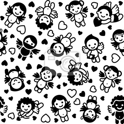 Постер Дизайнерские обои для детской Праздничный фон, оберточная бумагаДизайнерские обои для детской<br>Постер на холсте или бумаге. Любого нужного вам размера. В раме или без. Подвес в комплекте. Трехслойная надежная упаковка. Доставим в любую точку России. Вам осталось только повесить картину на стену!<br>
