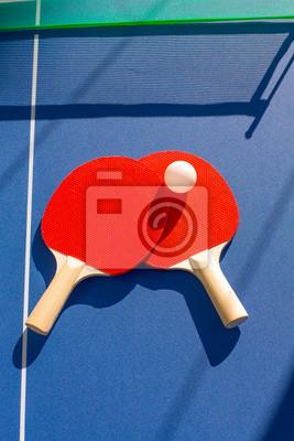 Настольный теннис Настольный теннис два весла, и белый шар, 20x30 см, на бумагеНастольный теннис<br>Постер на холсте или бумаге. Любого нужного вам размера. В раме или без. Подвес в комплекте. Трехслойная надежная упаковка. Доставим в любую точку России. Вам осталось только повесить картину на стену!<br>