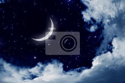 Постер Космос - разные постеры Ночное небоКосмос - разные постеры<br>Постер на холсте или бумаге. Любого нужного вам размера. В раме или без. Подвес в комплекте. Трехслойная надежная упаковка. Доставим в любую точку России. Вам осталось только повесить картину на стену!<br>