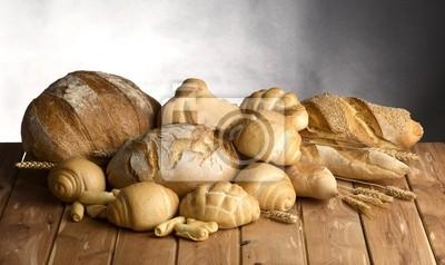 Постер Хлеб