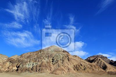 Постер Пейзаж песчаный Национальный Парк Долина СмертиПейзаж песчаный<br>Постер на холсте или бумаге. Любого нужного вам размера. В раме или без. Подвес в комплекте. Трехслойная надежная упаковка. Доставим в любую точку России. Вам осталось только повесить картину на стену!<br>