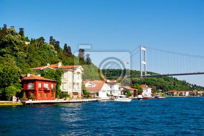Постер Турция Waterside резиденции в Kanlica, СтамбулТурция<br>Постер на холсте или бумаге. Любого нужного вам размера. В раме или без. Подвес в комплекте. Трехслойная надежная упаковка. Доставим в любую точку России. Вам осталось только повесить картину на стену!<br>