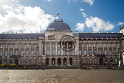 Королевский дворец в центре Брюсселя, 30x20 см, на бумагеБельгия<br>Постер на холсте или бумаге. Любого нужного вам размера. В раме или без. Подвес в комплекте. Трехслойная надежная упаковка. Доставим в любую точку России. Вам осталось только повесить картину на стену!<br>