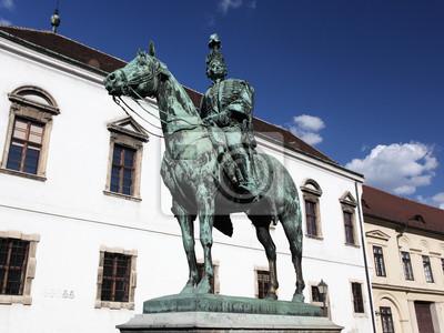 Постер Венгрия Андраш Говурга лошадь статуя в БудапештеВенгрия<br>Постер на холсте или бумаге. Любого нужного вам размера. В раме или без. Подвес в комплекте. Трехслойная надежная упаковка. Доставим в любую точку России. Вам осталось только повесить картину на стену!<br>