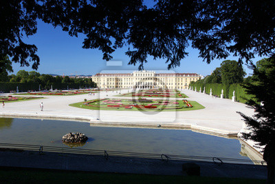 Постер Австрия Дворец Шенбрунн в ВенеАвстрия<br>Постер на холсте или бумаге. Любого нужного вам размера. В раме или без. Подвес в комплекте. Трехслойная надежная упаковка. Доставим в любую точку России. Вам осталось только повесить картину на стену!<br>