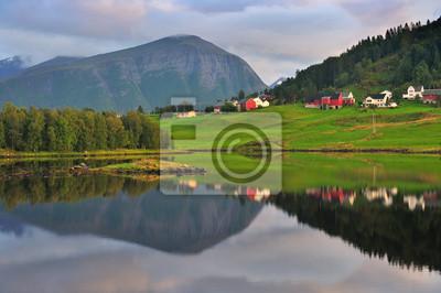 Постер Норвегия