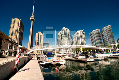 Постер Канада Вид на Торонто с ПирсаКанада<br>Постер на холсте или бумаге. Любого нужного вам размера. В раме или без. Подвес в комплекте. Трехслойная надежная упаковка. Доставим в любую точку России. Вам осталось только повесить картину на стену!<br>