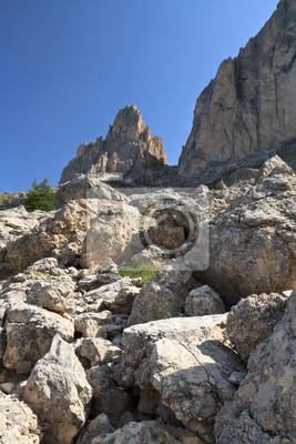 Постер Альпийский пейзаж Dolomiti - Catinaccio гореАльпийский пейзаж<br>Постер на холсте или бумаге. Любого нужного вам размера. В раме или без. Подвес в комплекте. Трехслойная надежная упаковка. Доставим в любую точку России. Вам осталось только повесить картину на стену!<br>