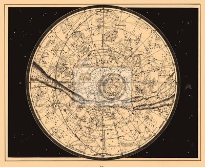 Постер Космос - разные постеры Астрономические график, ВинтажКосмос - разные постеры<br>Постер на холсте или бумаге. Любого нужного вам размера. В раме или без. Подвес в комплекте. Трехслойная надежная упаковка. Доставим в любую точку России. Вам осталось только повесить картину на стену!<br>