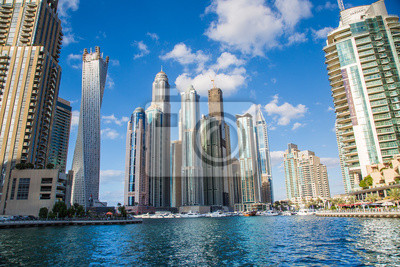 Постер Страны Cityscape Dubai Marina, ОАЭ, 30x20 см, на бумагеОАЭ<br>Постер на холсте или бумаге. Любого нужного вам размера. В раме или без. Подвес в комплекте. Трехслойная надежная упаковка. Доставим в любую точку России. Вам осталось только повесить картину на стену!<br>
