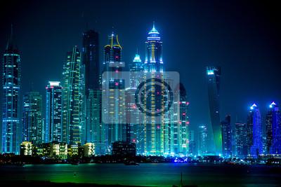 Постер ОАЭ Cityscape Dubai Marina, ОАЭОАЭ<br>Постер на холсте или бумаге. Любого нужного вам размера. В раме или без. Подвес в комплекте. Трехслойная надежная упаковка. Доставим в любую точку России. Вам осталось только повесить картину на стену!<br>