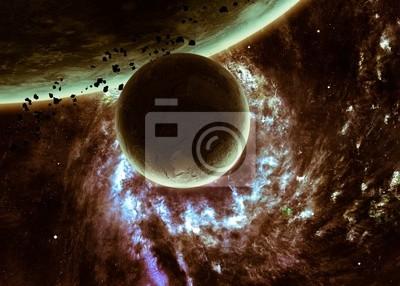 Постер Космос - разные постеры Круто космического фонаКосмос - разные постеры<br>Постер на холсте или бумаге. Любого нужного вам размера. В раме или без. Подвес в комплекте. Трехслойная надежная упаковка. Доставим в любую точку России. Вам осталось только повесить картину на стену!<br>