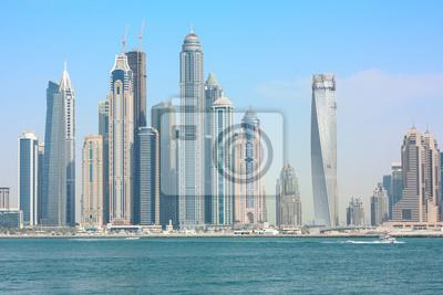 Постер ОАЭ Небоскребы в Дубае. ОАЭОАЭ<br>Постер на холсте или бумаге. Любого нужного вам размера. В раме или без. Подвес в комплекте. Трехслойная надежная упаковка. Доставим в любую точку России. Вам осталось только повесить картину на стену!<br>
