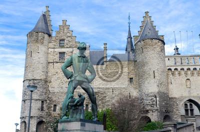 Постер Бельгия