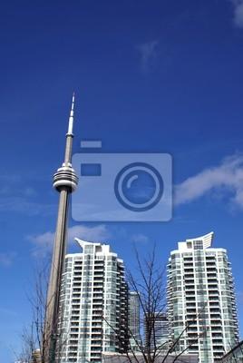 Постер Канада CN Tower,Toronto, ontario, КанадаКанада<br>Постер на холсте или бумаге. Любого нужного вам размера. В раме или без. Подвес в комплекте. Трехслойная надежная упаковка. Доставим в любую точку России. Вам осталось только повесить картину на стену!<br>
