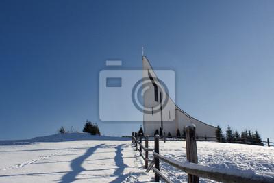 Постер Словакия Капуцинский монастырь на холме в Raticov в детве СловакияСловакия<br>Постер на холсте или бумаге. Любого нужного вам размера. В раме или без. Подвес в комплекте. Трехслойная надежная упаковка. Доставим в любую точку России. Вам осталось только повесить картину на стену!<br>