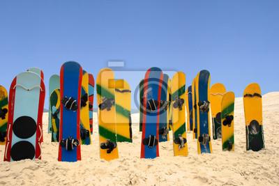 Постер Пейзаж песчаный Цветной песок доскиПейзаж песчаный<br>Постер на холсте или бумаге. Любого нужного вам размера. В раме или без. Подвес в комплекте. Трехслойная надежная упаковка. Доставим в любую точку России. Вам осталось только повесить картину на стену!<br>