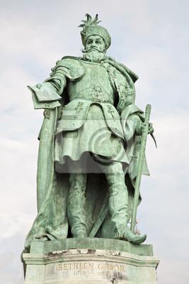 Постер Венгрия Будапешт - Габриэль Bethlen статуя с Памятником тысячелетияВенгрия<br>Постер на холсте или бумаге. Любого нужного вам размера. В раме или без. Подвес в комплекте. Трехслойная надежная упаковка. Доставим в любую точку России. Вам осталось только повесить картину на стену!<br>
