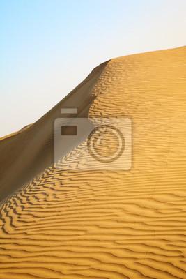 Постер Пейзаж песчаный Песчаные дюныПейзаж песчаный<br>Постер на холсте или бумаге. Любого нужного вам размера. В раме или без. Подвес в комплекте. Трехслойная надежная упаковка. Доставим в любую точку России. Вам осталось только повесить картину на стену!<br>
