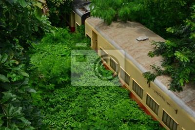 Постер Страны Мьянма поезд, 30x20 см, на бумагеМьянма (Бирма)<br>Постер на холсте или бумаге. Любого нужного вам размера. В раме или без. Подвес в комплекте. Трехслойная надежная упаковка. Доставим в любую точку России. Вам осталось только повесить картину на стену!<br>