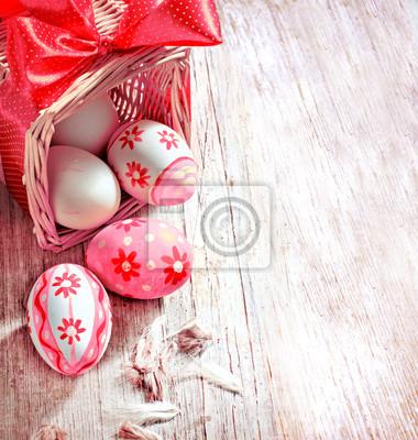 Постер Праздники Рисовал Красочные Пасхальные Яйца, 20x21 см, на бумаге05.05 Пасха<br>Постер на холсте или бумаге. Любого нужного вам размера. В раме или без. Подвес в комплекте. Трехслойная надежная упаковка. Доставим в любую точку России. Вам осталось только повесить картину на стену!<br>