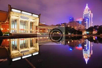 Постер Тайвань Sun Yat-Sen Мемориальный ЗалТайвань<br>Постер на холсте или бумаге. Любого нужного вам размера. В раме или без. Подвес в комплекте. Трехслойная надежная упаковка. Доставим в любую точку России. Вам осталось только повесить картину на стену!<br>