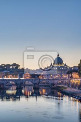 Постер Италия Ponte Sant Angelo (Bridge of Hadrian) в Риме, Италия,Италия<br>Постер на холсте или бумаге. Любого нужного вам размера. В раме или без. Подвес в комплекте. Трехслойная надежная упаковка. Доставим в любую точку России. Вам осталось только повесить картину на стену!<br>