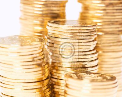 Постер Казино Золотые монеты макроКазино<br>Постер на холсте или бумаге. Любого нужного вам размера. В раме или без. Подвес в комплекте. Трехслойная надежная упаковка. Доставим в любую точку России. Вам осталось только повесить картину на стену!<br>