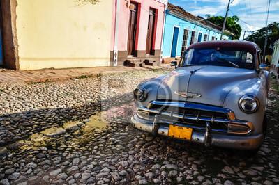 Тринидад-де-Куба, 30x20 см, на бумагеКуба<br>Постер на холсте или бумаге. Любого нужного вам размера. В раме или без. Подвес в комплекте. Трехслойная надежная упаковка. Доставим в любую точку России. Вам осталось только повесить картину на стену!<br>
