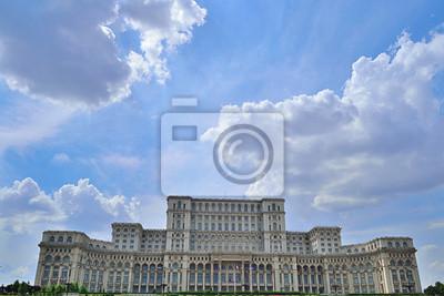Постер Румыния Парламент ДворецРумыния<br>Постер на холсте или бумаге. Любого нужного вам размера. В раме или без. Подвес в комплекте. Трехслойная надежная упаковка. Доставим в любую точку России. Вам осталось только повесить картину на стену!<br>