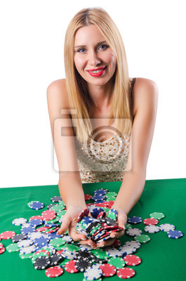 Постер Казино Женщина в казино, игральные картыКазино<br>Постер на холсте или бумаге. Любого нужного вам размера. В раме или без. Подвес в комплекте. Трехслойная надежная упаковка. Доставим в любую точку России. Вам осталось только повесить картину на стену!<br>
