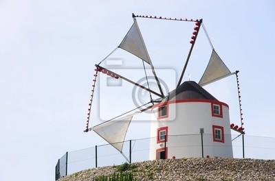 Постер Португалия Португалия Windmuehle - Португалия мельница 01Португалия<br>Постер на холсте или бумаге. Любого нужного вам размера. В раме или без. Подвес в комплекте. Трехслойная надежная упаковка. Доставим в любую точку России. Вам осталось только повесить картину на стену!<br>