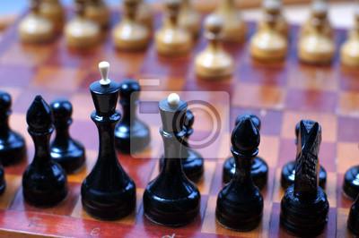 Постер Шахматы Старые шахматы.Шахматы<br>Постер на холсте или бумаге. Любого нужного вам размера. В раме или без. Подвес в комплекте. Трехслойная надежная упаковка. Доставим в любую точку России. Вам осталось только повесить картину на стену!<br>