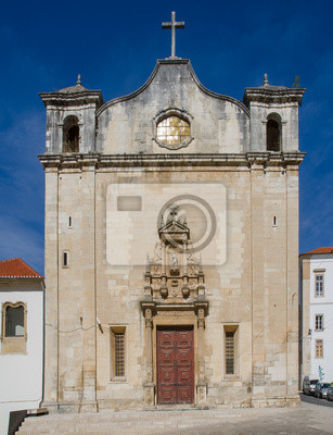 Постер Португалия Sao Joao de Almedina церковьПортугалия<br>Постер на холсте или бумаге. Любого нужного вам размера. В раме или без. Подвес в комплекте. Трехслойная надежная упаковка. Доставим в любую точку России. Вам осталось только повесить картину на стену!<br>