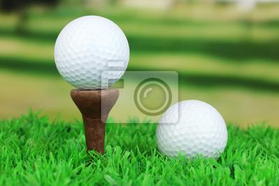 Постер Гольф Мячи для гольфа на газоне открытый макроГольф<br>Постер на холсте или бумаге. Любого нужного вам размера. В раме или без. Подвес в комплекте. Трехслойная надежная упаковка. Доставим в любую точку России. Вам осталось только повесить картину на стену!<br>