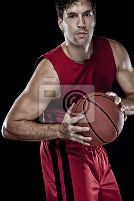 Постер Спорт Баскетболист, 20x30 см, на бумагеБаскетбол<br>Постер на холсте или бумаге. Любого нужного вам размера. В раме или без. Подвес в комплекте. Трехслойная надежная упаковка. Доставим в любую точку России. Вам осталось только повесить картину на стену!<br>