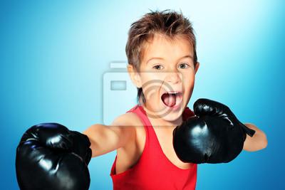 Постер Бокс