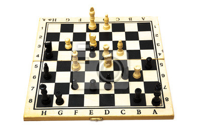 Постер Спорт Игра в шахматы, 30x20 см, на бумагеШахматы<br>Постер на холсте или бумаге. Любого нужного вам размера. В раме или без. Подвес в комплекте. Трехслойная надежная упаковка. Доставим в любую точку России. Вам осталось только повесить картину на стену!<br>
